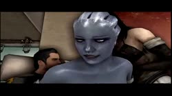 MASS EFFECT AFTER THE PARTY