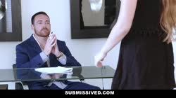 Submissived - Horny Teen Squirts After Being Fondled By Therapist
