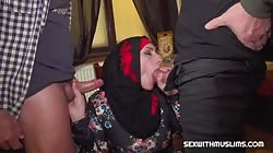 SexWithMuslims Brittany Bardot And Chloe Lamour